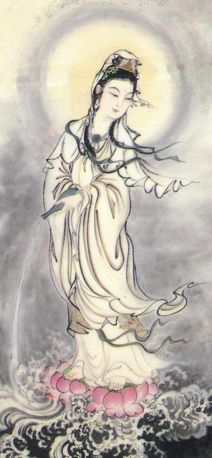 POEMAS SIDERALES ( Sol, Luna, Estrellas, Tierra, Naturaleza, Galaxias...) - Página 21 Kwan-Yin